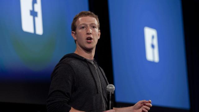 Zuckerberg inicia hoje audições no Congresso norte-americano