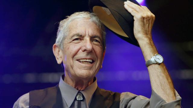 Biografia de Leonard Cohen e 2.º volume de 'Eliete' são novidades