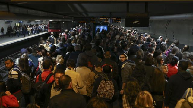 Circulação na Linha Vermelha do Metro de Lisboa retomada às 9h25
