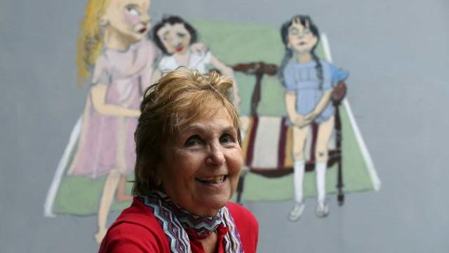 Quadro de Paula Rego vendido por 200 mil euros em leilão
