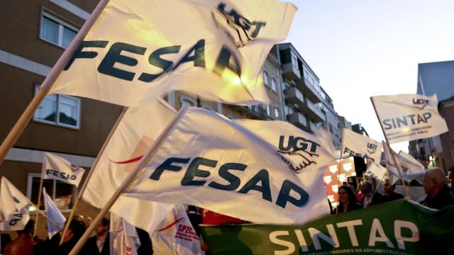 Adesão à greve dos profissionais de saúde cresceu e ronda os 85%
