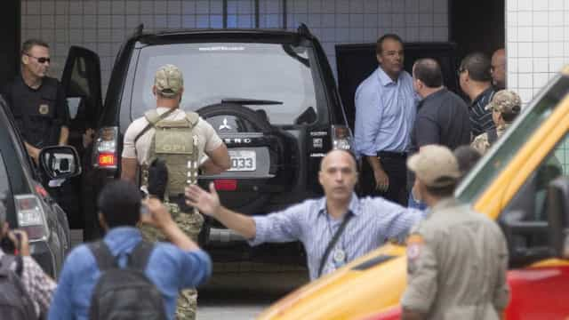 Ex-governador do Rio de Janeiro condenado a 45 anos de prisão