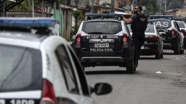 Polícia brasileira detém suspeito de enviar cocaína para a Europa