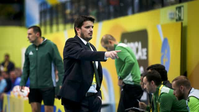 Nuno Dias assume favoritismo do Sporting na UEFA Futsal Cup