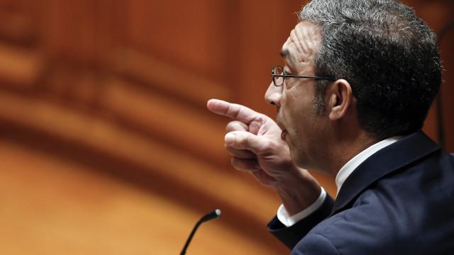 Duarte Pacheco considera que liderança de Rio permite vencer legislativas