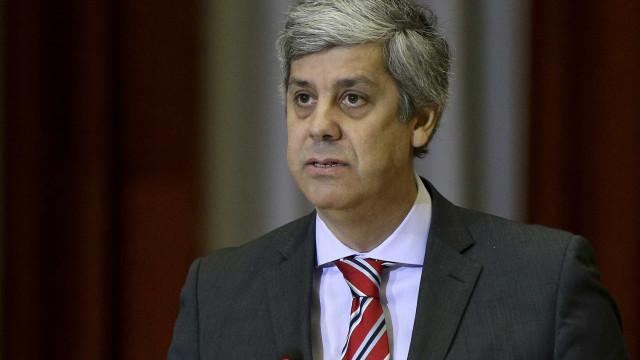 """Eurogrupo teve posição """"construtiva"""" sobre Orçamento do Estado"""