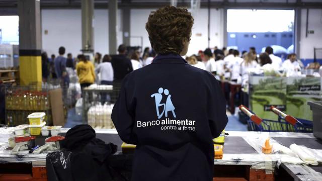 Banco Alimentar: Portugueses doam mil toneladas de bens em dois dias
