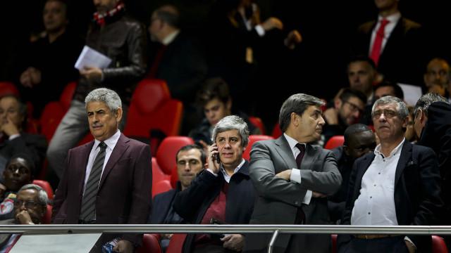 """Se Centeno pediu bilhetes ao Benfica, """"certamente tinha boas razões"""""""