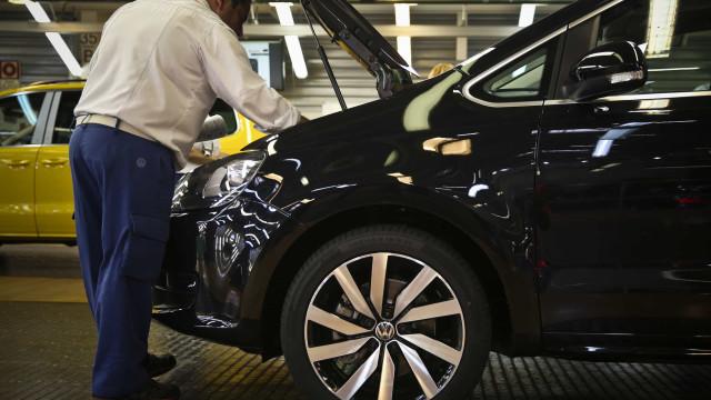 Produção automóvel duplica em janeiro face ao ano anterior