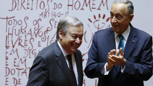 "ONU: Apoio de Portugal foi ""importante para que candidatura triunfasse"""