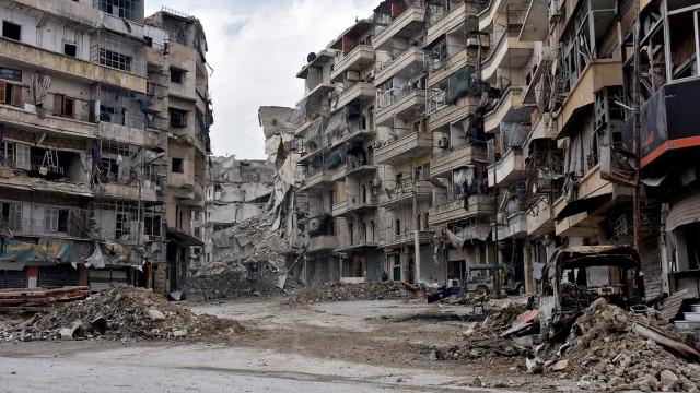 Agosto foi mês com menos mortes na Síria desde maio de 2011