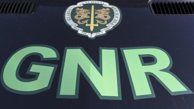GNR deteve alegado cabecilha de grupo de furto de máquinas de tabaco