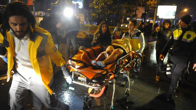 Istambul: Das 39 vítimas mortais, pelo menos 16 são estrangeiras