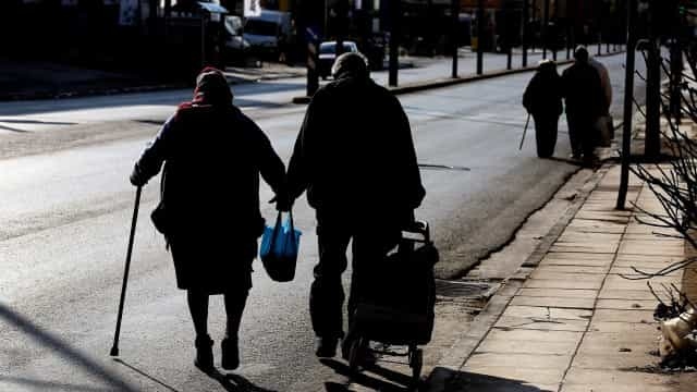 Pensionistas recebem aumento extraordinário este mês