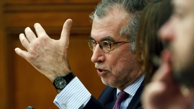 Domingues diz que avisou Centeno de que não aceitava entregar declarações