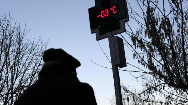 Tempo seco vai manter-se até à véspera do dia de Natal