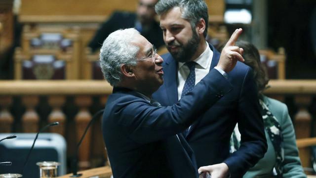 """Défice marcou debate aceso no Parlamento que fez regressar """"o diabo"""""""