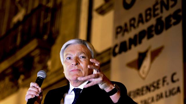 """""""Estou satisfeito com este desfecho, porque o Moreirense merece respeito"""""""