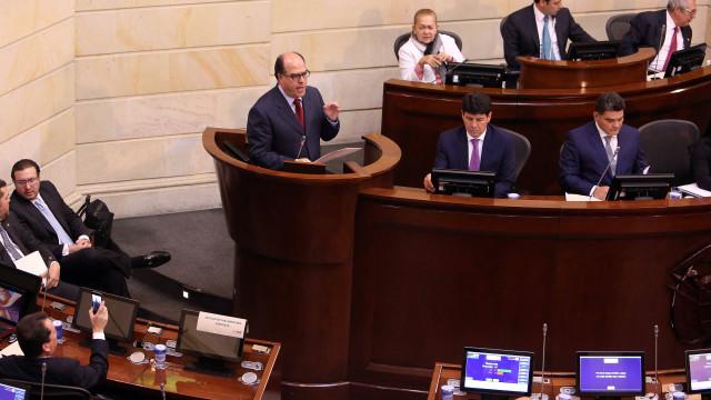 Colômbia recusa extraditar político suspeito de atentado contra Maduro