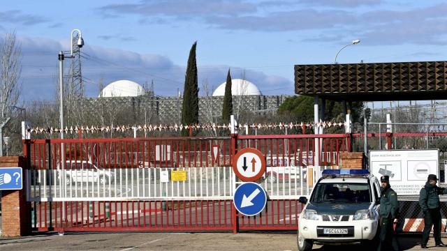 Ministros explicam hoje decisão tomada sobre Almaraz