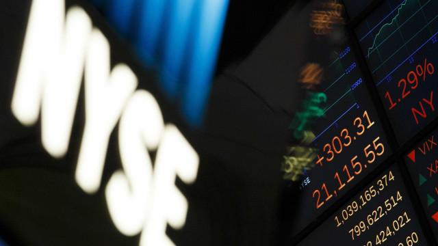 Dow Jones fecha pela primeira vez acima dos 22 mil pontos