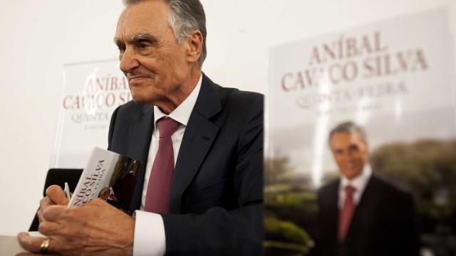 Cavaco regressa à intervenção política na Universidade de Verão do PSD