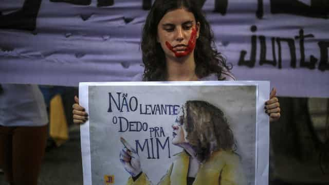 Detidos 63 suspeitos de crimes contra mulheres no Rio de Janeiro