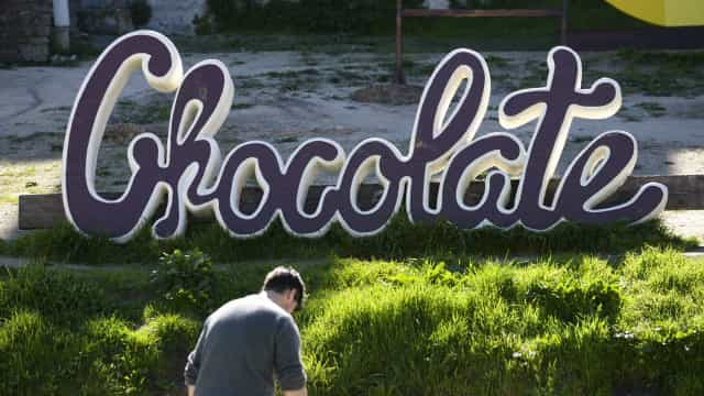 Festival de Óbidos alerta para o ambiente com... chocolate reciclado