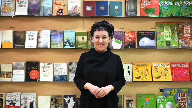 Vencedora do prémio Booker Internacional 2018 volta a ser nomeada