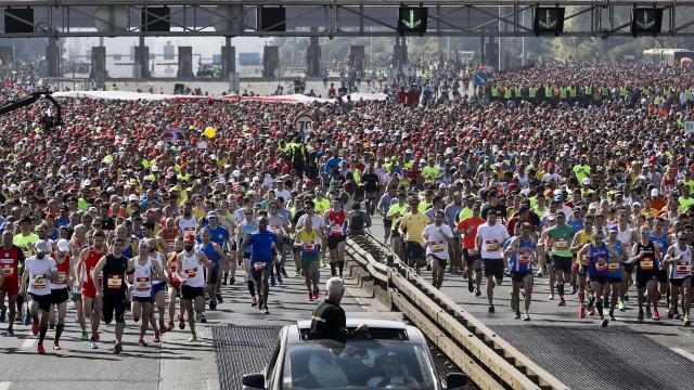 Maratona de Lisboa oferece 500 mil euros a quem bater o recorde do mundo