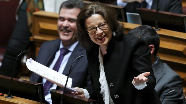 Gabriela Canavilhas renuncia ao mandato de deputada pelo PS