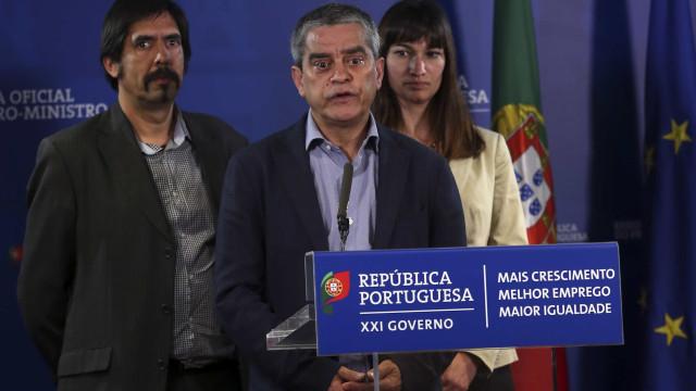 PEV contra Almaraz e descentralização do PS