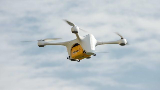 Drones estarão mais bem preparados para cenários de emergência