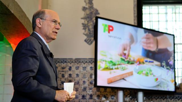 Antonoaldo Neves substitui hoje Fernando Pinto na liderança da TAP