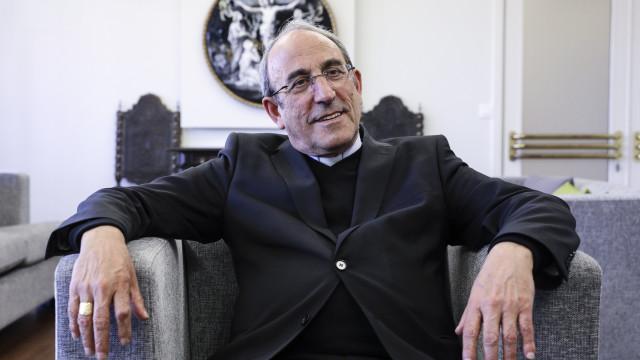 Bispo de Leiria-Fátima recebido esta manhã pelo Papa no Vaticano