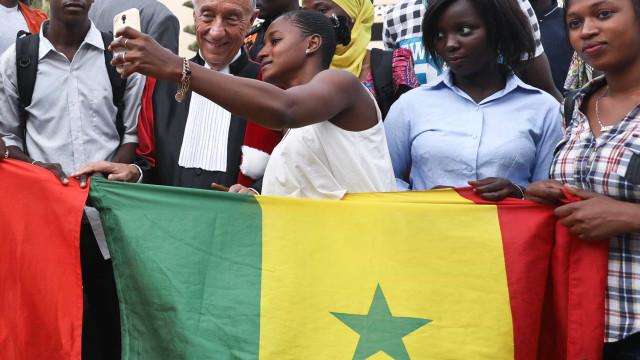 "Antes de todos, ""África percebeu que Guterres era um símbolo de diálogo"""