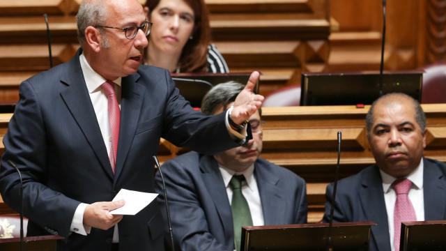 CDS-PP acusa Governo de ter falhado na questão do SIRESP