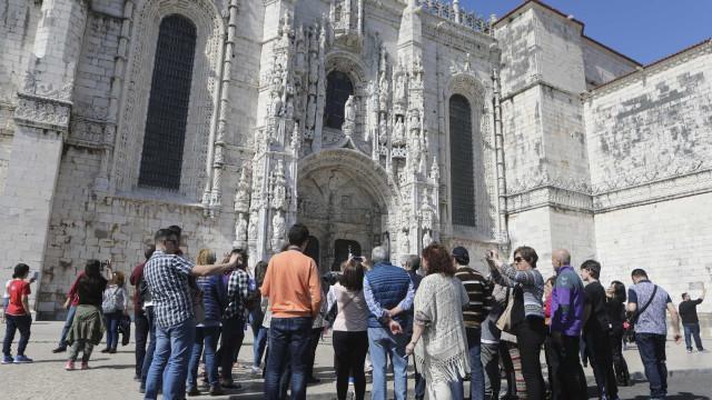 Museus, palácios e monumentos registam aumento de 10% no 1º semestre