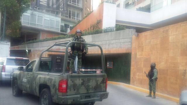México captura líder do cartel Jalisco Nova Geração