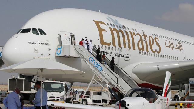 Queda dos lucros da Emirates motivou redução de voos para Luanda