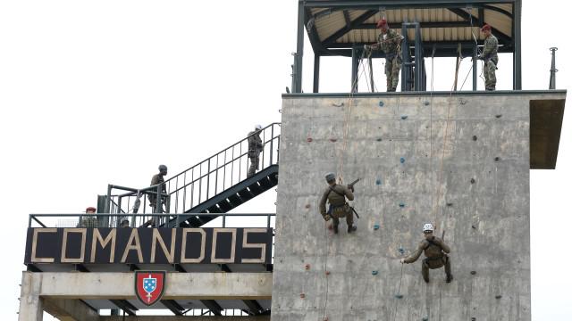 Todos os militares acusados no curso de Comandos vão a julgamento