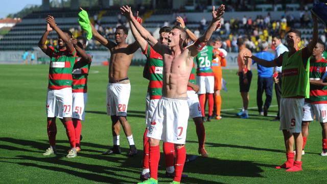 Marítimo enfrenta Botev Plovdiv na terceira pré-eliminatória