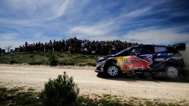 WRC: Rali de Portugal já tem data marcada