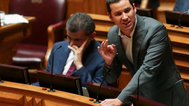 PS diz que PSD vai votar contra a generalidade dos portugueses