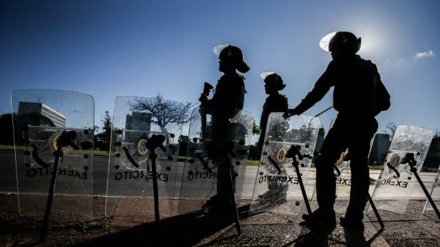 Brasil envia tropas federais para conter onda de violência no Ceará
