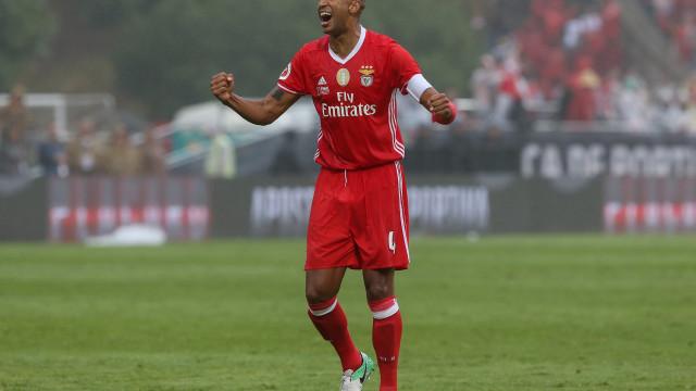 Benfica anuncia cerimónia para o final da carreira de Luisão