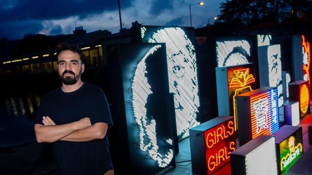 Novas rotas de arte urbana no Porto e Vila do Conde com Vhils ou Hazul
