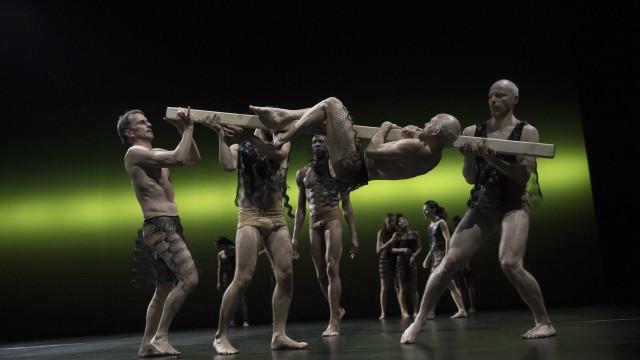 Companhia Sasha Waltz & Guests apresenta 'Kreatur' em outubro no CCB
