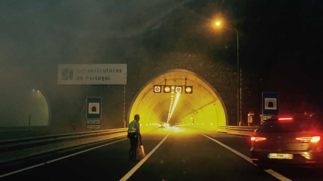 Túnel do Marão: Há 36 minutos de hiato entre alerta e combate a incêndio