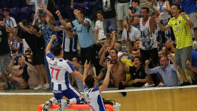 FC Porto na final da Taça de hóquei, após falta de comparência do Benfica